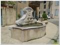 Image for La fontaine de l'église - Alleins, France