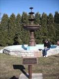 Image for Mercersburg Town Fountain - Mercersburg, PA