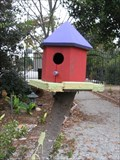 Image for Charles Street Gardens bird house - Sunnyvale, CA