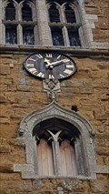 Image for Church Clock - St Egelwin the Martyr - Scalford, Leicestershire