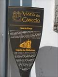 Image for Casa da Praça & Capela das Malheiras - Viana do Castelo, Portugal
