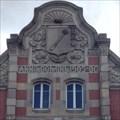 Image for 1905-06, Gare de Colmar, Alsace, France