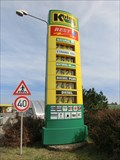 Image for E85 Fuel Pump KOLOC oil - Lisnice, Czech Republic
