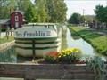 Image for Ben Franklin III, Canal Boat, Metamora, Indiana