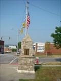 Image for Memorial Avenue Monument - North Wilkesboro, NC