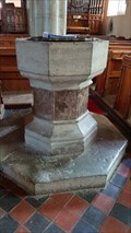 Image for Baptism Font - St Michael - Hernhill, Kent