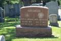 Image for Myer & Rebecca Abramson -- Shearith Israel Memorial Park, Dallas TX