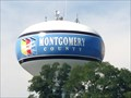 Image for Montgomery County Water Tower - Dayton, Ohio