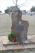 Image for Goldthwaite Memorial Cemetery -- Goldthwaite TX