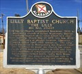 Image for Lilly Baptist Church - Montgomery, AL