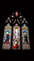 Image for Stained Glass Windows - St Mary - Burrough on the Hill, Leicestershire