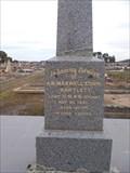 Image for A.B. Maxwell Edwin Bartlett - Mudgee, NSW