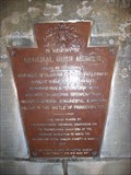 Image for General Hugh Mercer - PLAQUE