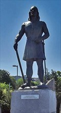 Image for Seattle, Washington: Statue of Viking Leif Erickson