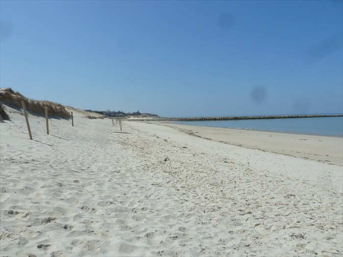 Perhaps An Unlikely Name For A Beach But This Relatively Small Is One Of The Gems Thir Beaches Within Town Dennis On Cape Cod