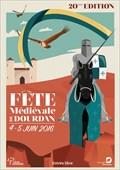Image for Fête Médiévale de Dourdan, Essonne, France