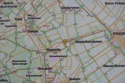 08 - Gasselternijveen - NL - Fietsroutenetwerk Drenthe