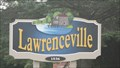 Image for Lawrenceville Sign - Qc, Canada