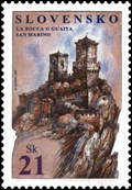 Image for La Rocca o Guaita - San Marino