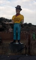 Image for Fox Cave Muffler Man - Ruidoso Pass, near Glencoe, NM