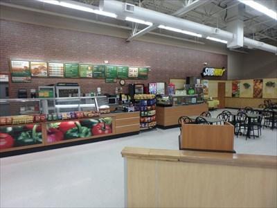 Subway Walmart Supercenter Dickson City Pa Subway Restaurants On Waymarking Com