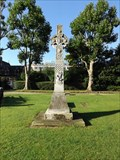 Image for Charles Dibdin Memorial Cross - St Martin's Gardens, Camden Street, London, UK