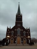 Image for Saint Francis Xavier Catholic Church - Enid, OK