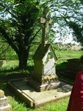 Image for Cross, St. Mary the Virgin, Kempsey, Worcestershire, England