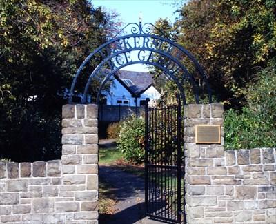 Tankersley Peace Garden Birdwell South Yorkshire Uk