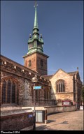Image for OLDEST -- church in London - All Hallows-by-the-Tower (London, UK)