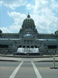Image for State Capitol Fountain - Harrisburg, PA
