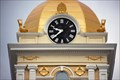 Image for Cleburne County Courthouse clock - Heflin, AL