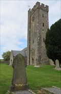 Image for Saints Nicholas & John - Churchyard - Monkton, Pembroke, Wales