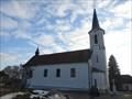 Image for Kostel Nejsvetejšímu Jménu Panny Marie - Brezi, Czech Republic