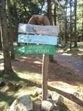 Image for Tourist Arrow near Stepanka Lookout Tower, CZ