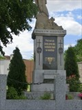 Image for World War Memorial - Lovcice, Czech Republic
