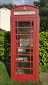 Image for Red Telephone Box - Flowton, Suffolk