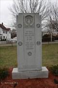 Image for Veterans War Memorial, Brookdale Cemetery - Dedham, MA