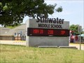 Image for Stillwater Middle School Time/Temp sign - Stillwater, OK