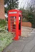 Image for Red Telephone Box - Piddington, Northamptonshire, NN7 2DA