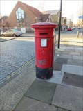 Image for Victorian Post Box - Franklin Street, London, UK