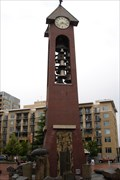 Image for Salmon Run Clock/Bell Tower and Glockenspiel - Vancouver, Washington