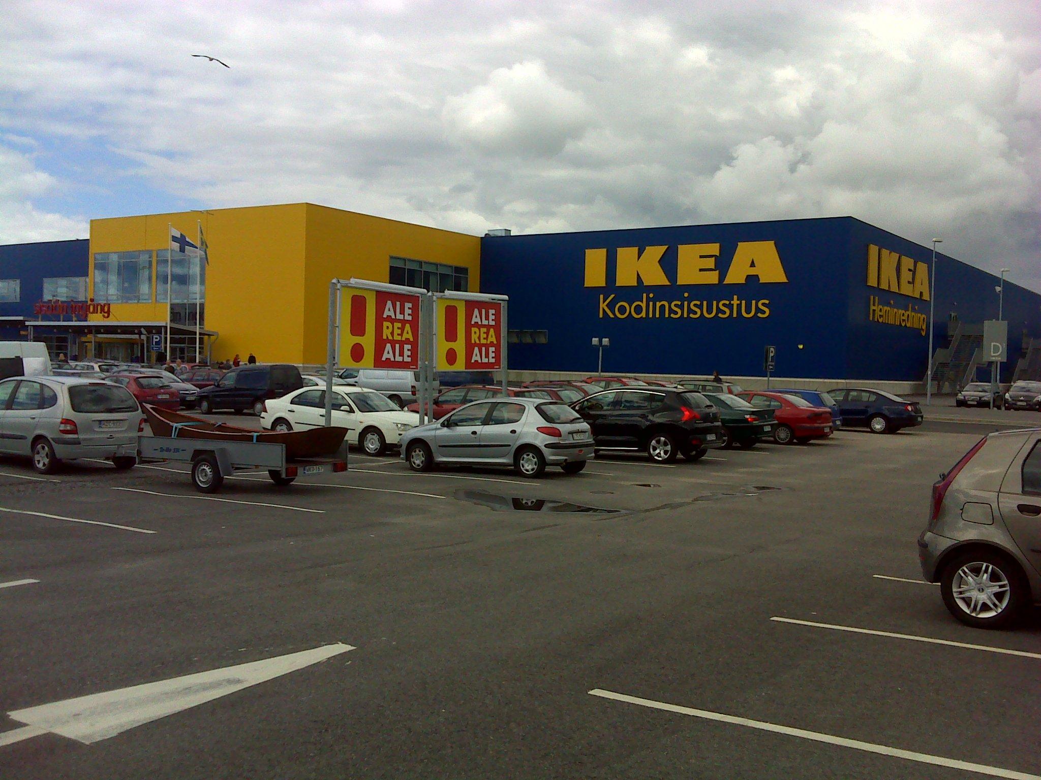 IKEA Raisio - Finland Image