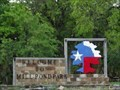 Image for Mill Pond Park Welcome Sign - San Saba, TX