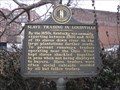 Image for Slave Trading in Louisville & Garrison Slave Pen Site