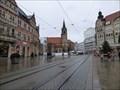 Image for Bell tower Kaufmannskirche / Erfurt, Thüringen, Germany
