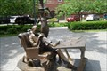 Image for Dr. Seuss and Friends Return Home in Bronze  -  Springfield, MA