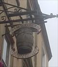 Image for Sam Wellers' Pub Sign - Upper Borough Walls - Bath, Somerset