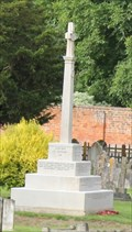 Image for St Nicholas Cemetery WWII Memorial -- Middleton, Longparish, Hampshire, UK