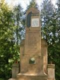 Image for Combined World War Memorial - Lískovice, Czech Republic